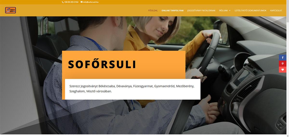 weblapkészítés Mobil weblapok